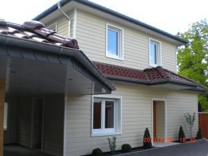 Altbausanierung zu Reduzierung der Energiekosten und zur Schaffung zusätzlichen Wohnraums